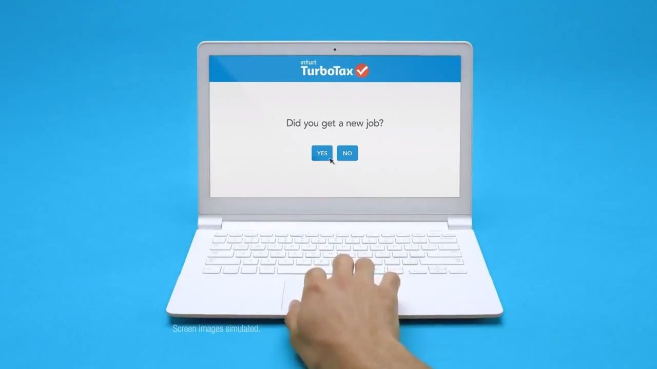 TurboTax Commercial