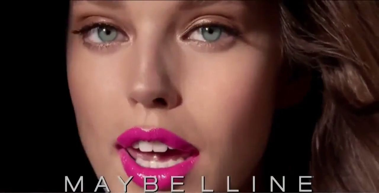 Maybelline Commercial