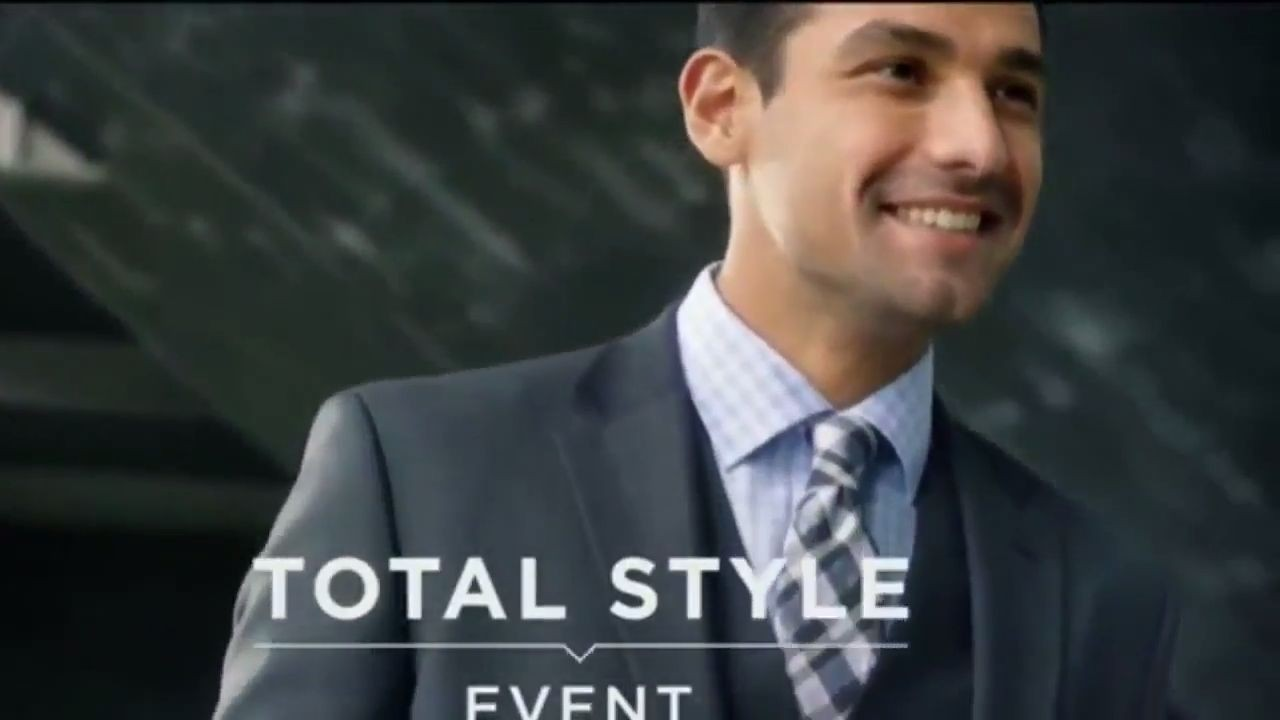 Mens Wearhouse Commercial