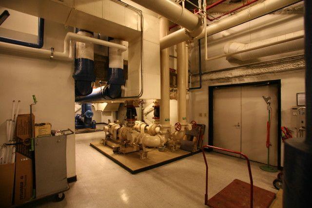 82. Mechanical Room