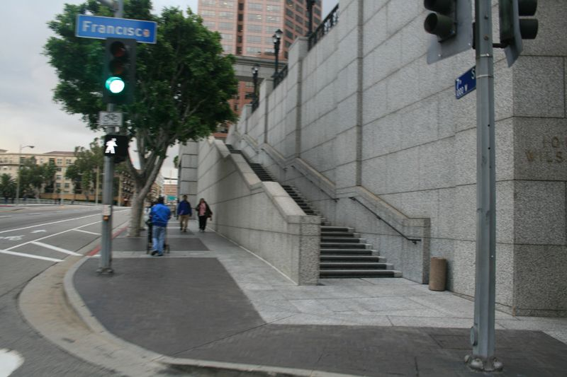 21. Exterior Stairs