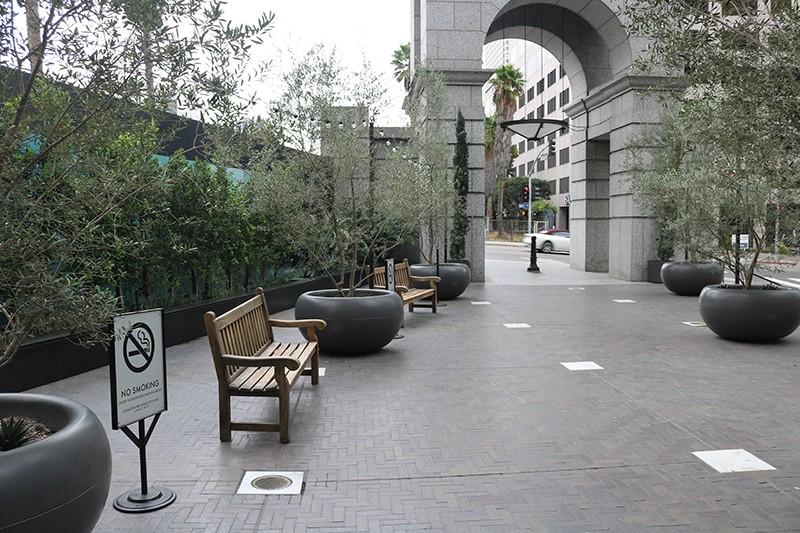11. Exterior Plaza