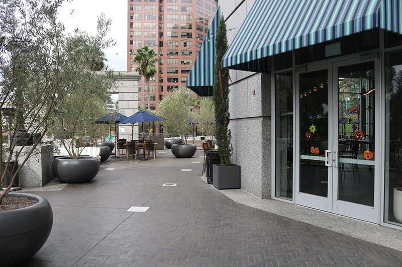 65. Plaza Harbor House