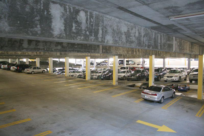 69. Parking Garage