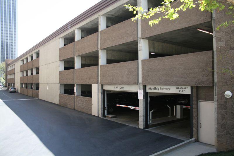 72. Parking Garage