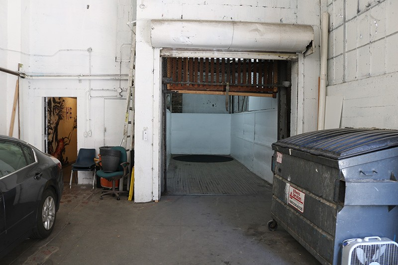 12. Loading Dock
