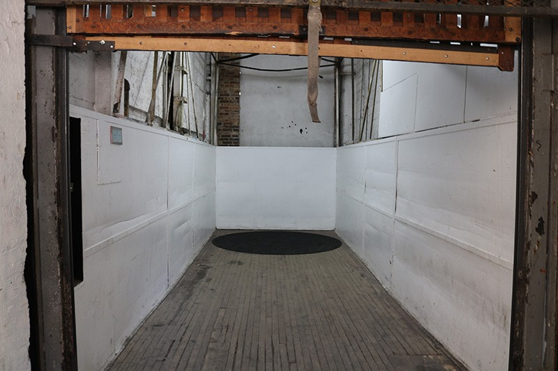 13. Freight Elevator