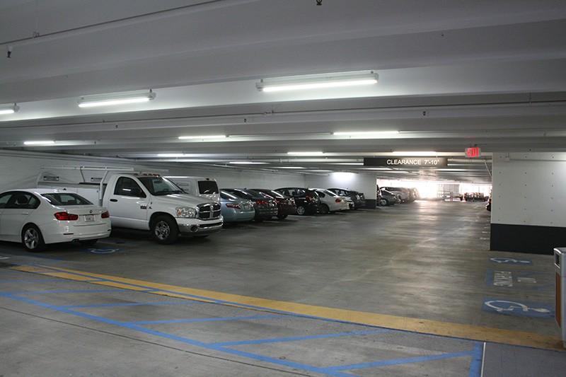 41. Parking Garage