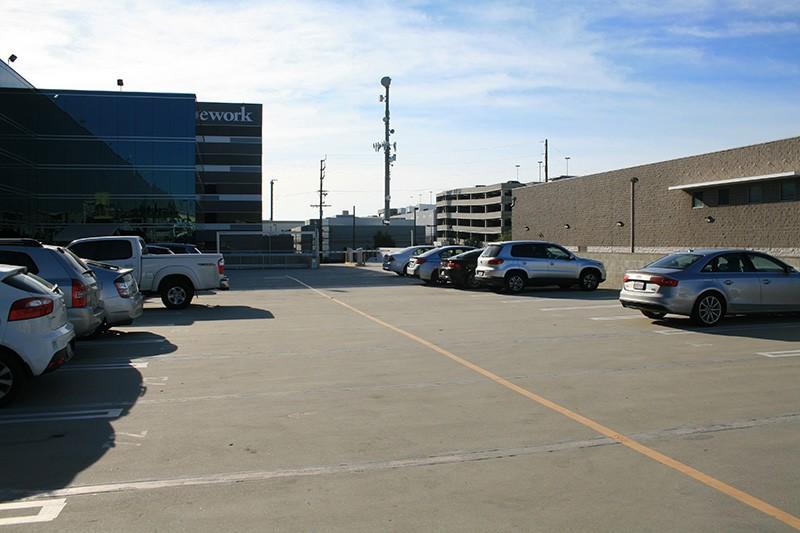 42. Parking Garage