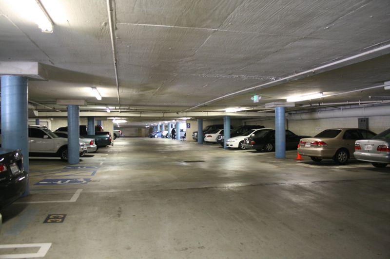 24. Underground Garage