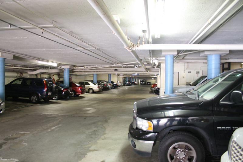 25. Underground Garage