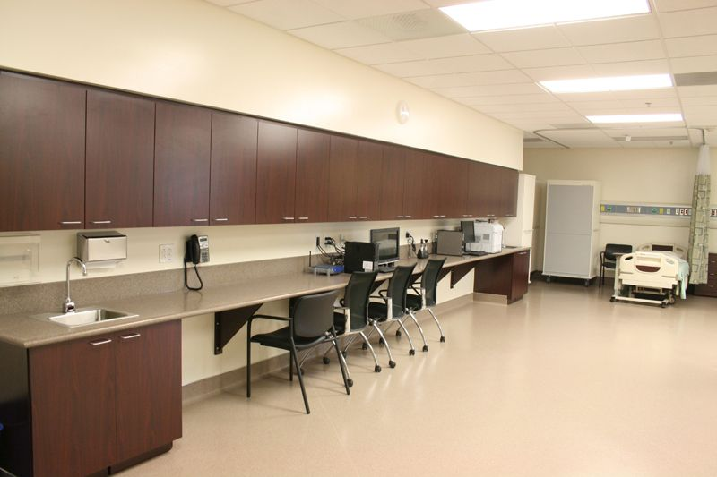 6. Main Training Room