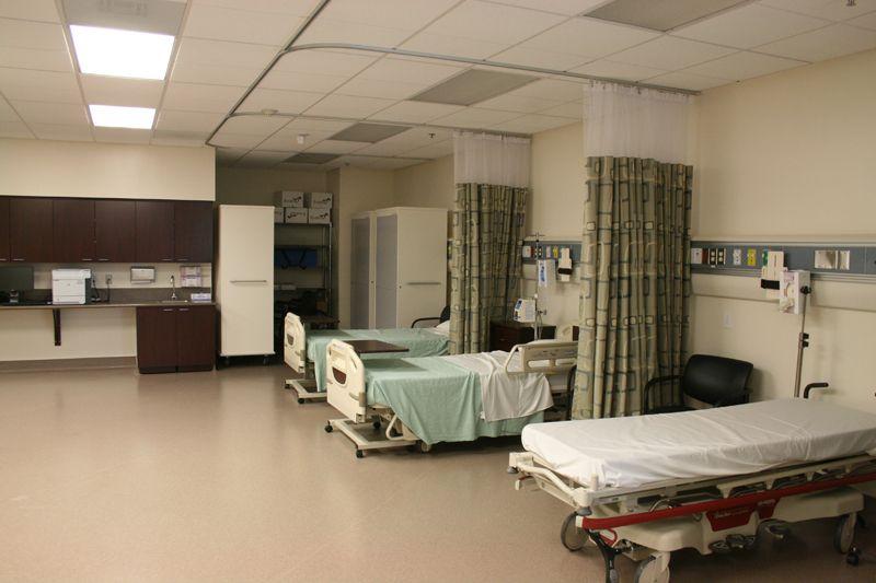 7. Main Training Room