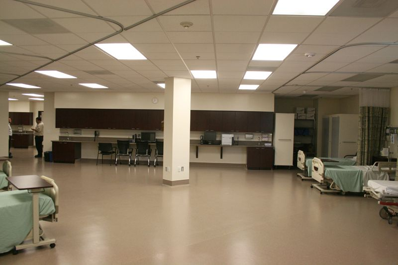 9. Main Training Room