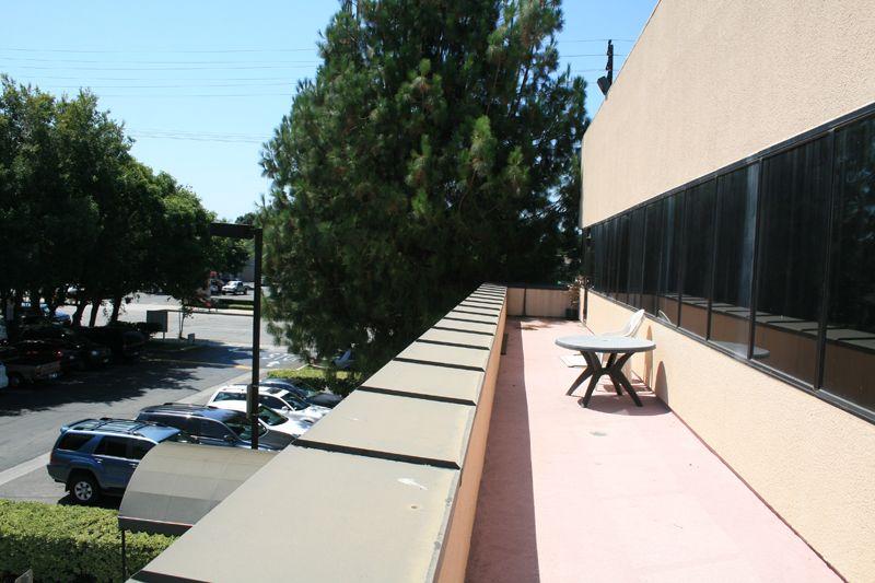 19. Second Floor Balcony