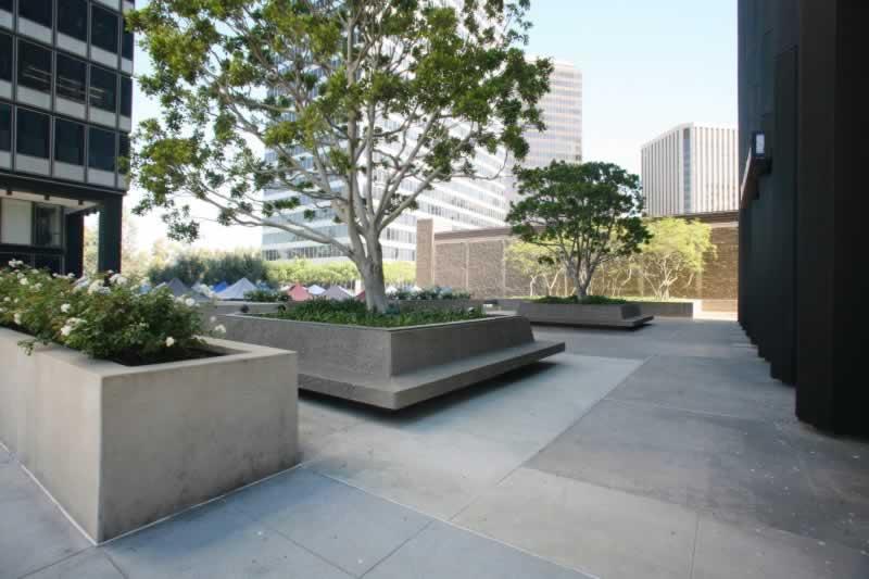 6. Exterior Plaza