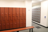 39. Locker Room