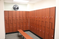41. Locker Room