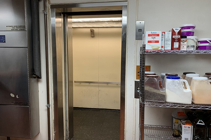 42. Basement Kitchen
