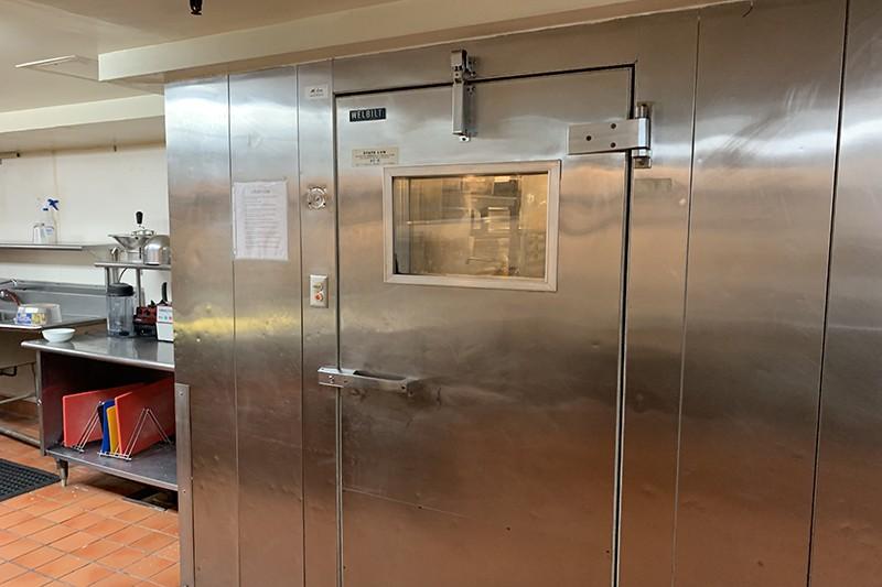 47. Basement Kitchen