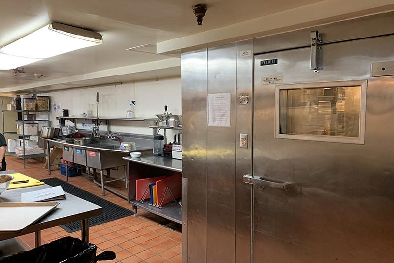 48. Basement Kitchen