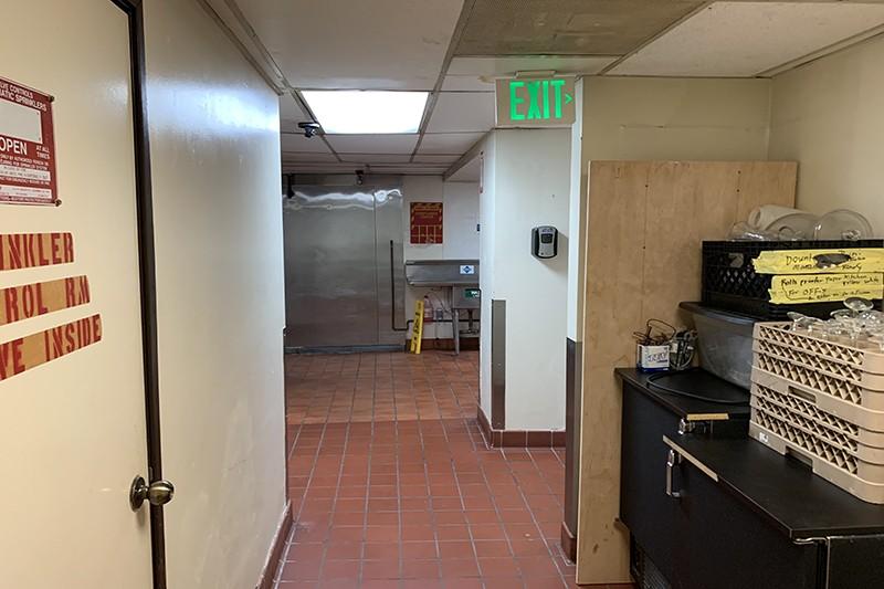 52. Basement Kitchen