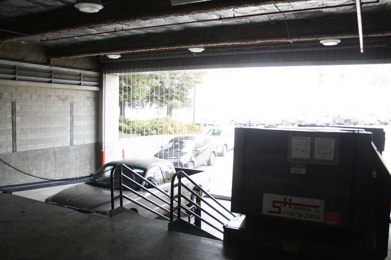 10. Loading Dock
