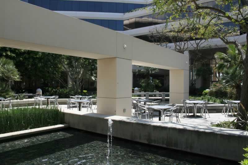 17. Interior Plaza