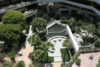 9. Interior Plaza
