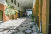 12. Courtyard