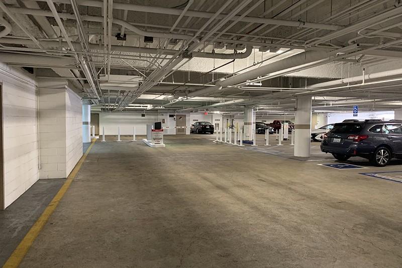 66. Parking Garage