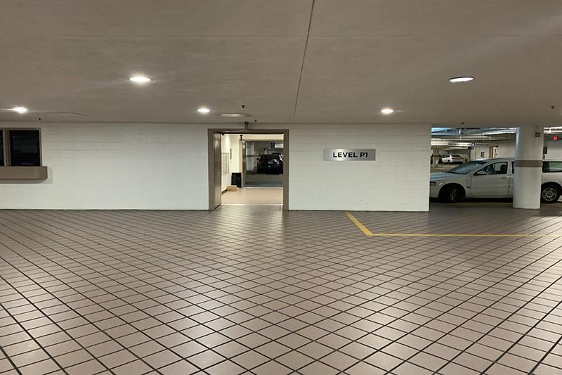 63. Parking Garage