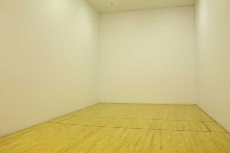 46. Racquetball Courts