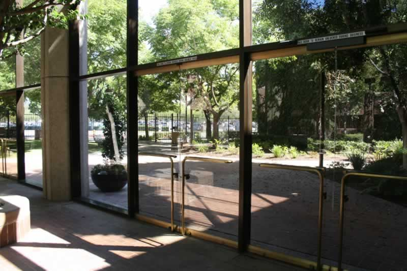 12. Back Entrance