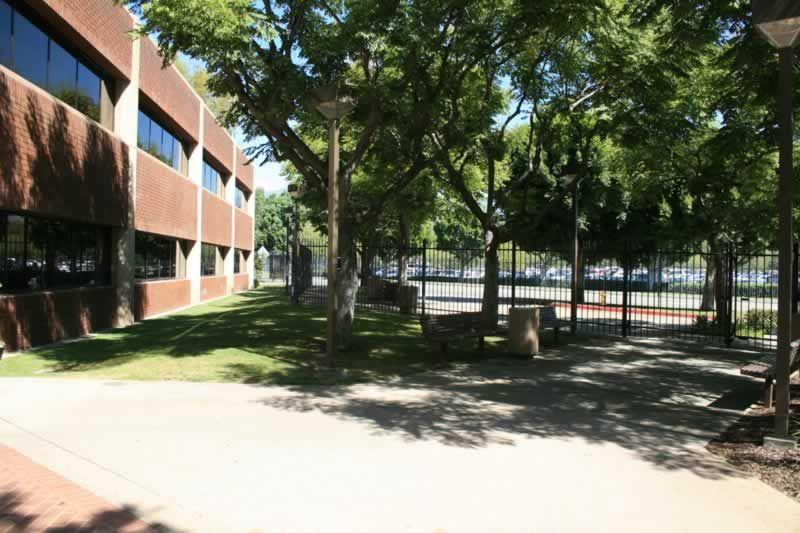 9. Back Entrance