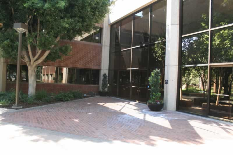 10. Back Entrance