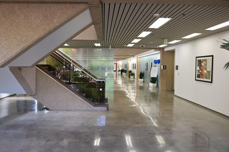 25. First Floor