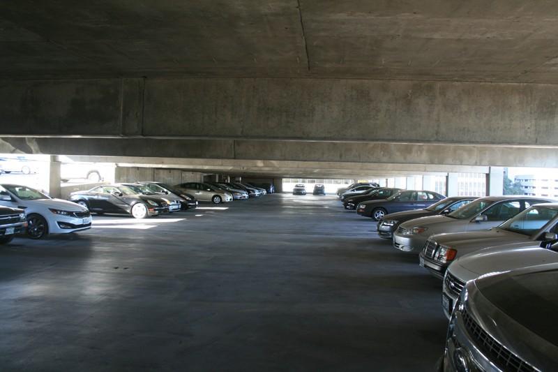 7. Parking Structure