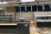 40. Closed Cafe