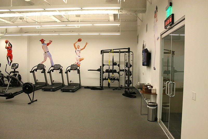 32. 2nd Floor Gym