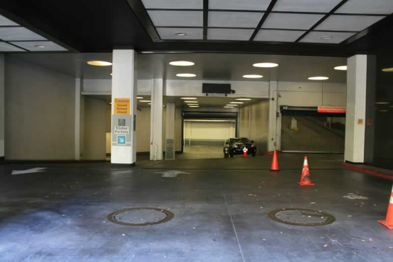 10. Loading/Parking Ramp