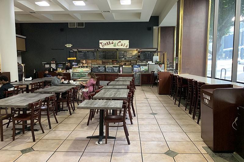 15. Food Court