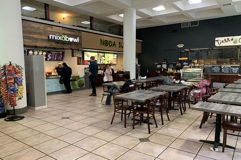 16. Food Court