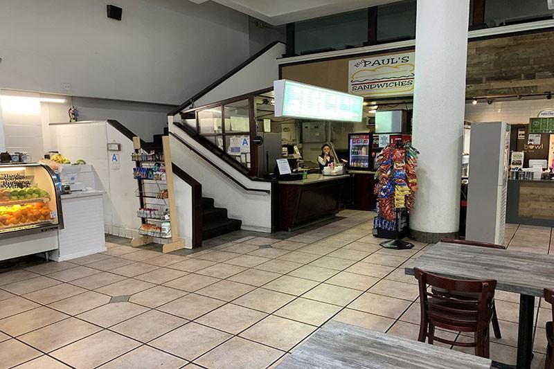 18. Food Court