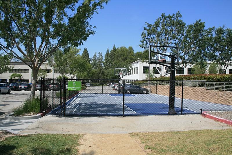 49. Basketball Court