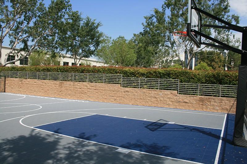 51. Basketball Court