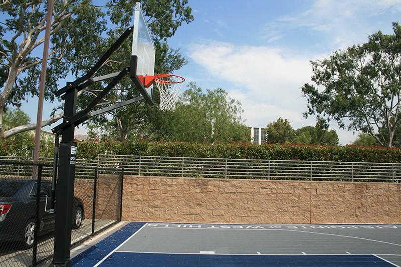 52. Basketball Court