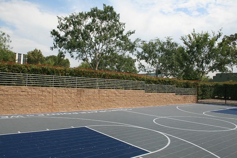 53. Basketball Court