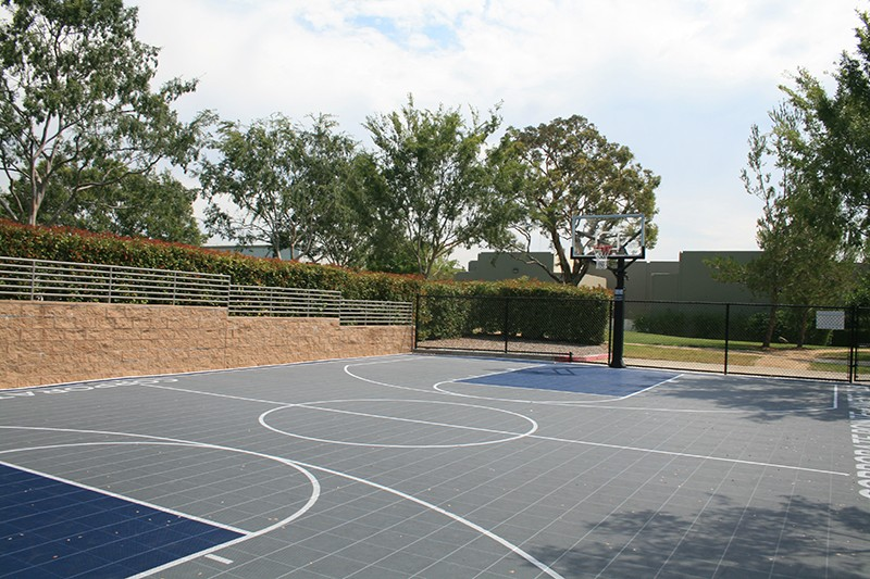 55. Basketball Court