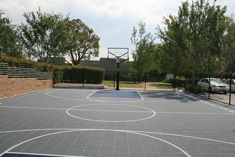 54. Basketball Court